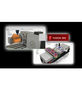 LOGICIELS CAO/FAO - Système avec Fusion 360®