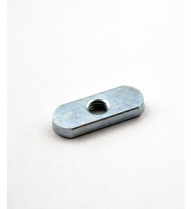 Gleitmutter M6, B=10mm (für alle Profile außer PT / RE) 10 od. 100 St.