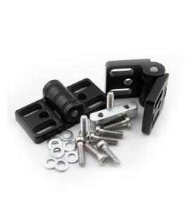 Zinkdruckguß-Scharnierbänder, VE = 2 Stück