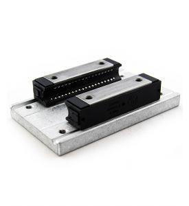 Doppelspurset 2 für Stahlwellen Ø 12 mm