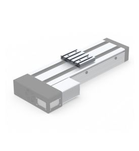 T-Nuten-Schlittenplatte für LES 6