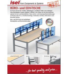 """Teilkatalog """"Büro- und EDV-Tische"""" als PDF-Datei"""