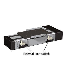 Limit switch attachment kit for LES