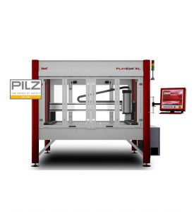 CNC Milling Machine FlatCom XL series 142/112 with closed door