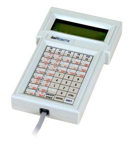Handterminal IHT for Standard-Controller