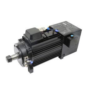 iSA 1500 WLS, Spindelmotor mit automatischem Werkzeugwechsler und Überwachungssensorik