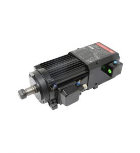 iSA 2200 WS | Spindle motor with automatic tool changer and monitoring sensors