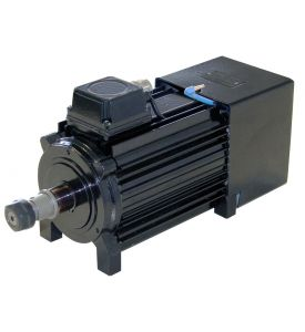 Spindle motor iSA 1500 WL (automatic tool exchange)