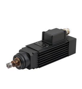 Spindelmotor iSA 500 (Werkzeugwechsel manuell)