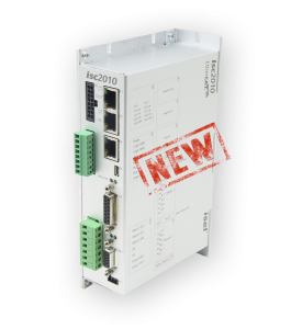 The NEW Servo Controller isc2010