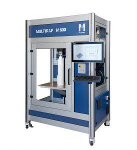 Multirap M800 3D Druckmaschine von Multec - isel Partner