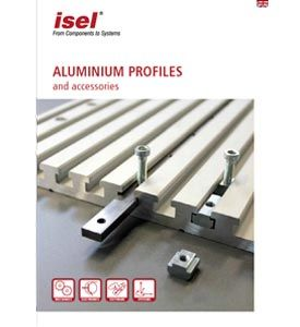"Partial catalogue ""Aluminium Profiles and accessories"" as PDF file"