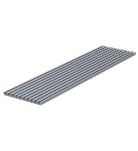 Aufspann- und Montageprofil PR 250-25 | 250x18