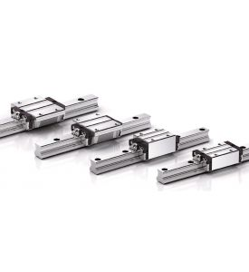 Overview PSF linear guides