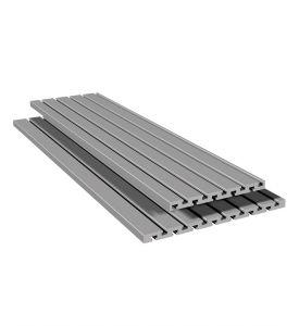 T-Nutenplatte PT 50 - Aluminium Profile Baureihe S von isel
