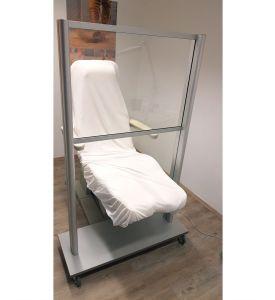Anwendungsbeispiel nach Kundenvorgabe, für Nagelstudio und Fußpflege