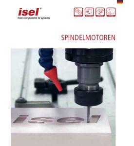 """Produktbroschüre """"Spindelmotoren"""" als PDF-Datei"""
