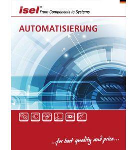 """Hauptkatalog """"Automatisierung"""" von isel"""