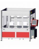 CNC Fräsmachine FlatCom Serie L 150 standard