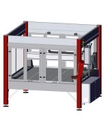 CNC Milling Machine FlatCom XL series 142/112