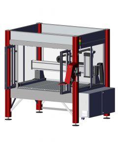 CNC Fräsmaschine FlatCom Serie XL 102/72