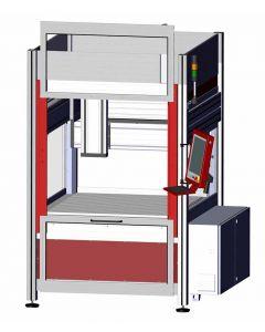 OverHead® CNC-Milling Machine