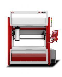 CNC Fräsmaschine OverHead Gantry M30 mit geöffneter Tür