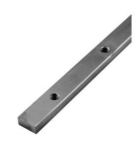 M6 tapped rail 13 x 6 x 1000 mm