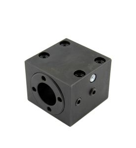 Clamping block 1 Ø25 Base securing