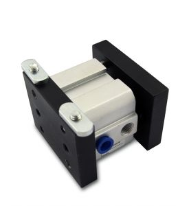 Pneumatic clamping device 2