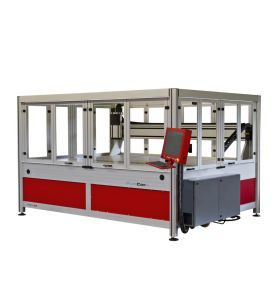 CNC-Milling Machine FlatCom L series