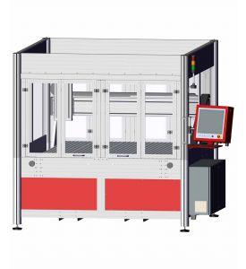 CNC-Milling Machine FlatCom series L 150 standard