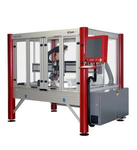 CNC Milling Machine FlatCom XL series