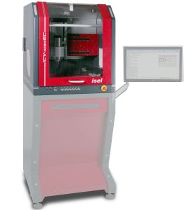 Series ICV CNC-Milling Machine (Servo)