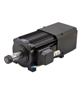 Spindle motor iSA 2200 (automatic tool exchange)