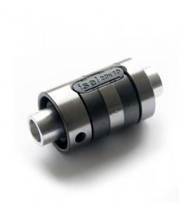 Ball screw nut Ø 12 mm with single path return