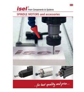 "Product brochure ""Spindle Motors"" as PDF file"