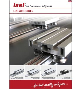 "Partial catalogue ""Linear Guides"" as PDF file"