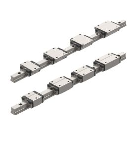 Overview PSF 20 linear guides