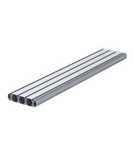 Rahmen- und Rechteckprofil PV 200-4 | 200x46,5