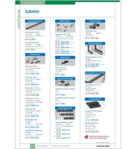Accessories Aluminium Profiles Series S