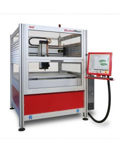 Euromod®-MP LES CNC-Fräsmaschine