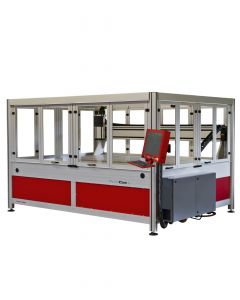 FlatCom® L series CNC-Milling Machine