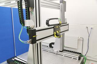 Sondermaschine Messtechnik Teltec