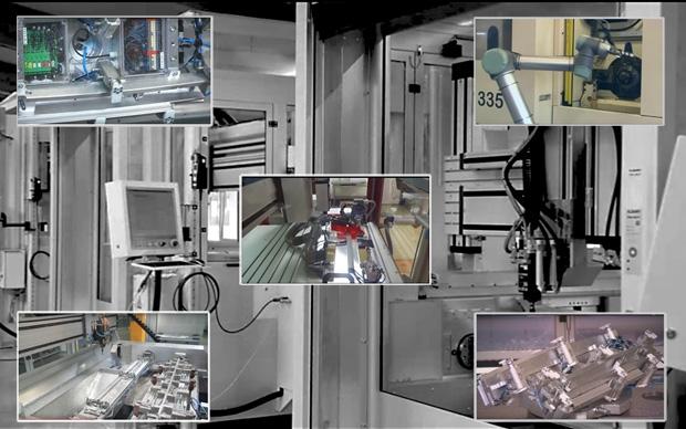 CNC Sondermaschinen von isel