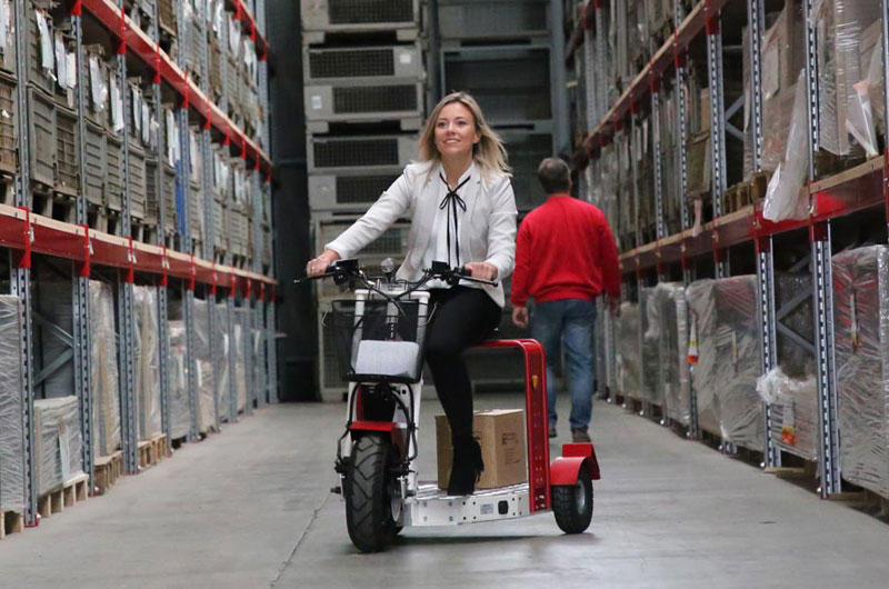 Neues Video vom Euro Scooter II