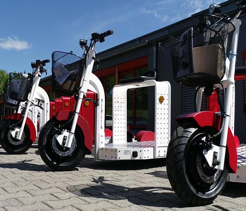 Der EuroScooter II