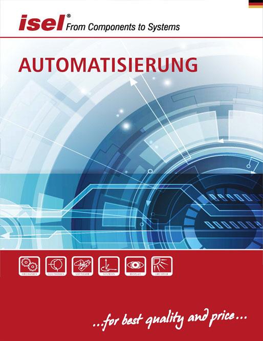 Überarbeiteter Gesamtkatalog der isel Germany AG