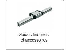 Guides lineaires et accessoires | isel France