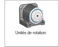 Unités de rotation | isel France